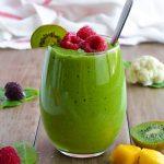cauliflower spinach smoothie