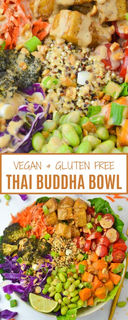 thai buddha bowl