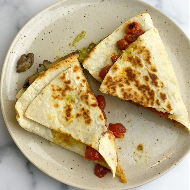 Vegan Tortilla Wrap