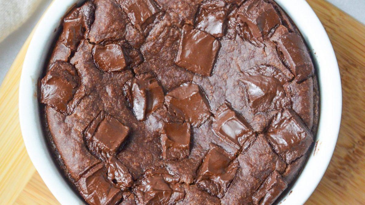 Chocolate Baked Oats